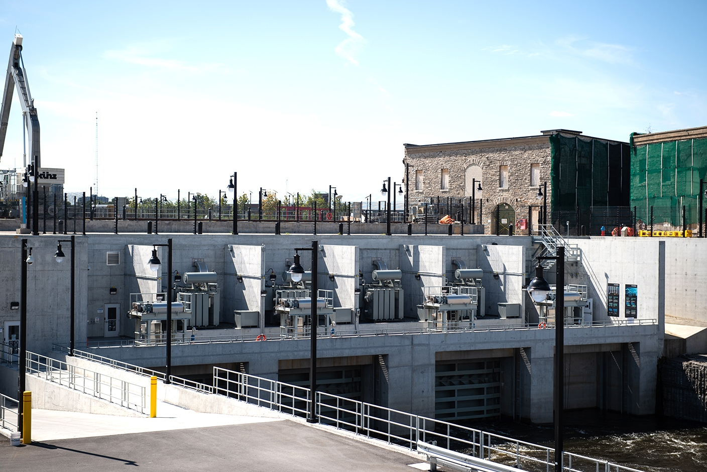 Chaudière Falls Powerhouse (Generating Station No. 5)