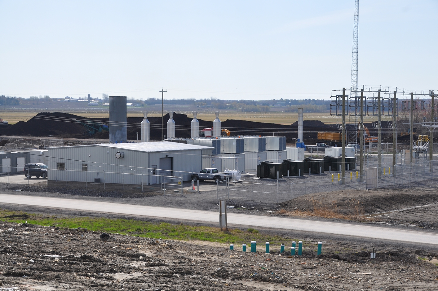 Moose Creek Landfill Generating Facility